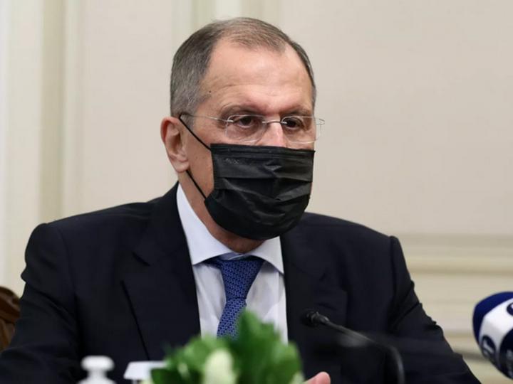Сергей Лавров ушел на самоизоляцию после контакта с больным COVID-19