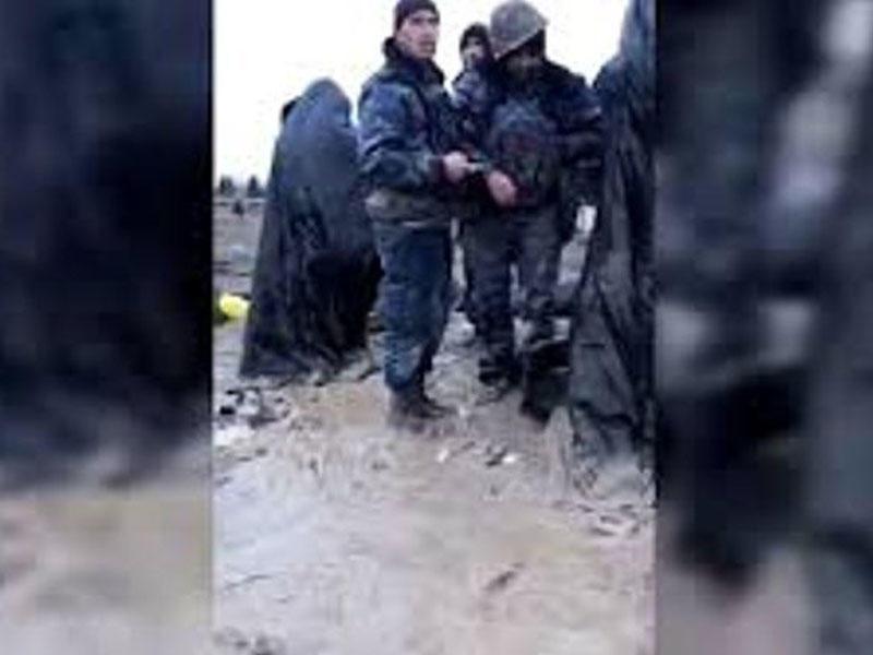 Ermənistan ordusundakı özbaşınalığın əks olunduğu videogörüntü təsdiqini tapıb -VİDEO