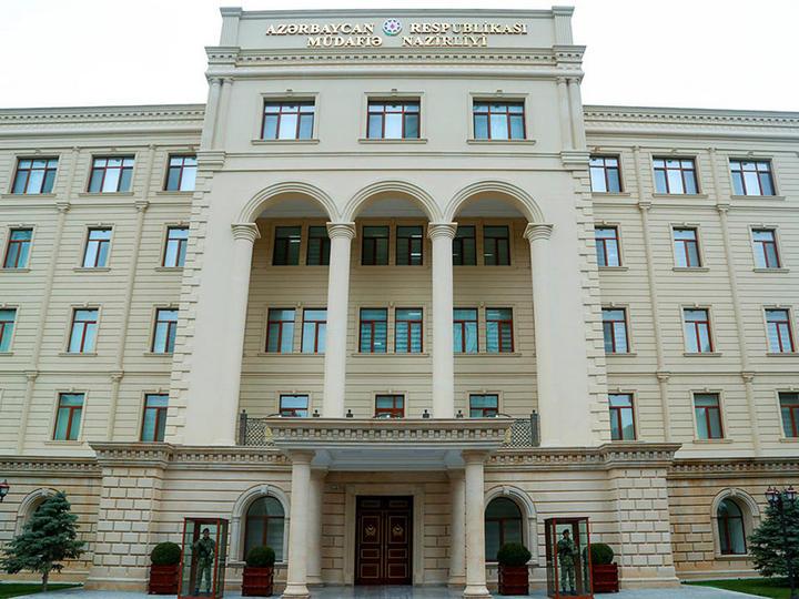 MN: Ermənistan ərazisində sərhəd zastavasının vurulması yalandır