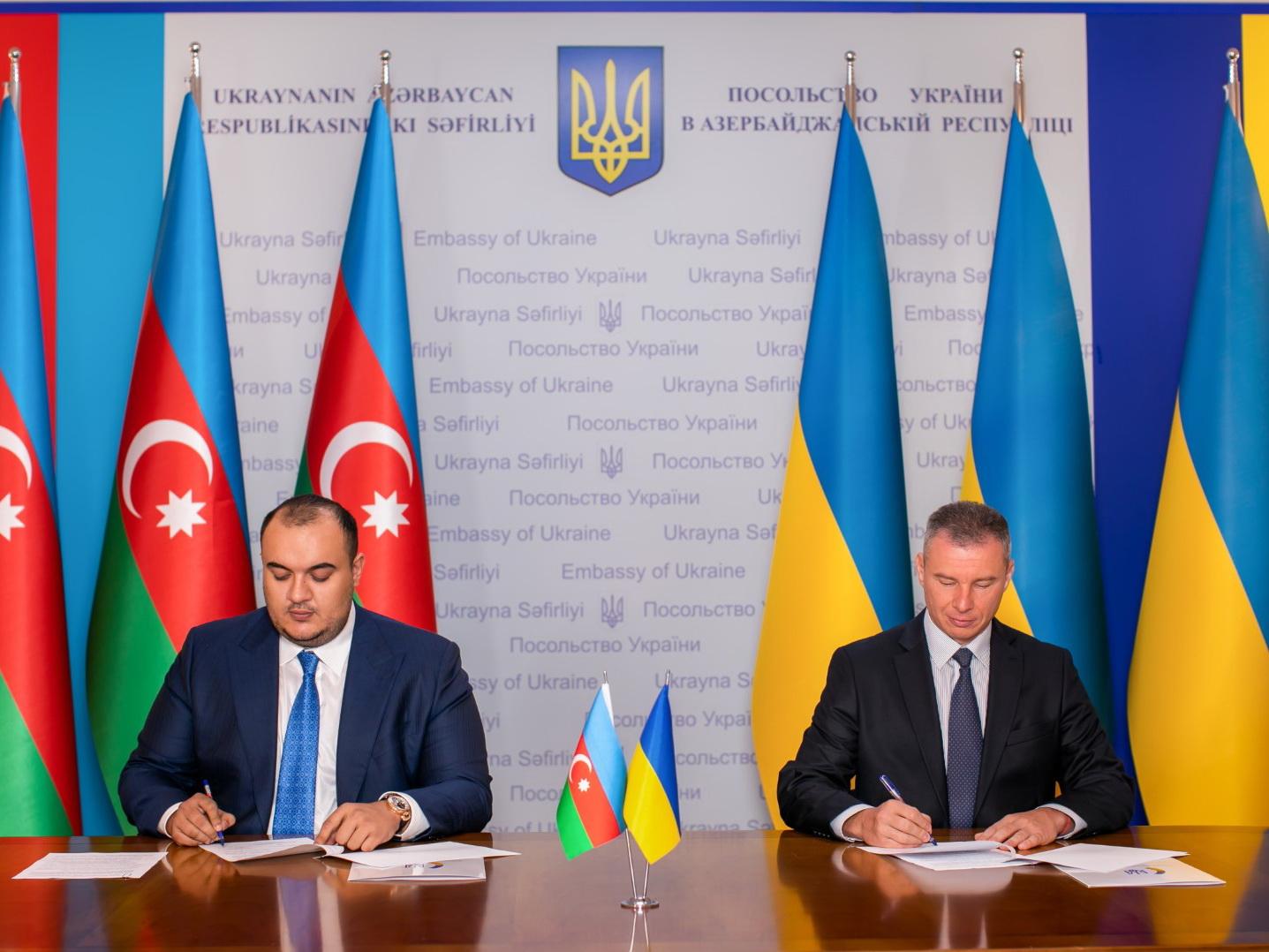 В Азербайджане открывается первое Почетное консульство Украины – ФОТО