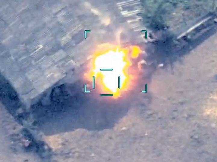 Уничтожены солдаты противника, бежавшие с поля боя – ВИДЕО