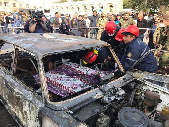 При обстреле Барды погиб волонтер Международной федерации обществ Красного Креста и Красного Полумесяца