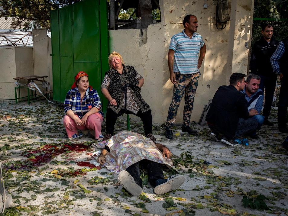 По фактам преступлений Армении с 27 сентября по сей день возбуждено 45 уголовных дел