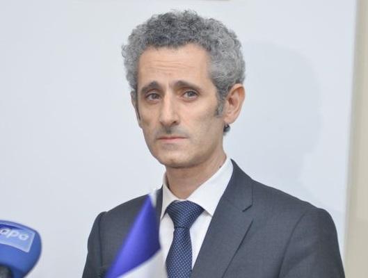 """Fransa səfiri: """"Bərdədə insan itkisindən çox kədərləndim"""""""