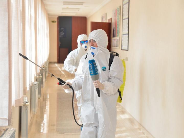 Минздрав АР: «Важно своевременно проводить дезинфекцию в очагах заражения»
