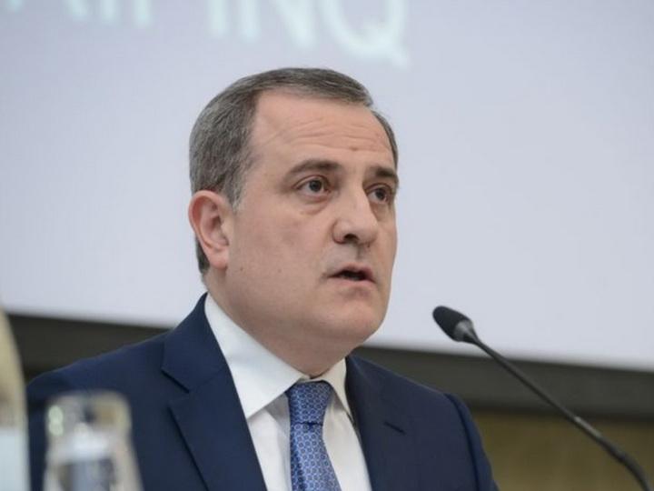 Джейхун Байрамов: Позиция Турции по Нагорному Карабаху основывается на нормах и принципах международного права