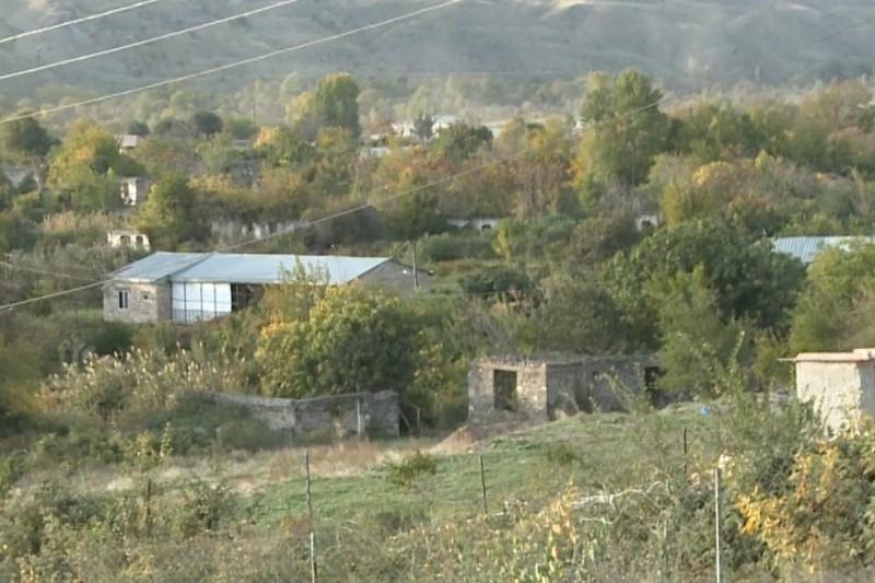 Qubadlının işğaldan azad olunan kəndləri - VİDEO