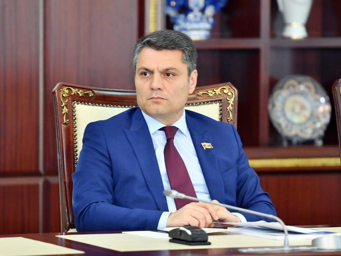Мазахир Эфендиев: Прискорбно бездействие аккредитованных в Азербайджане международных организаций