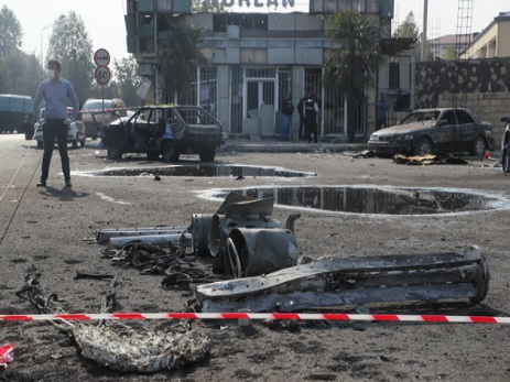 VICE News: Ermənistan Bərdəni qadağan olunmuş silahlardan atəşə tutub – FOTO