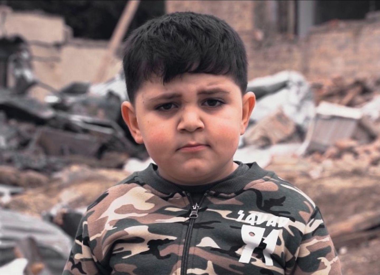 Дети, потерявшие родителей в результате армянской агрессии: «Скучаем по запаху мамы…» - ВИДЕО