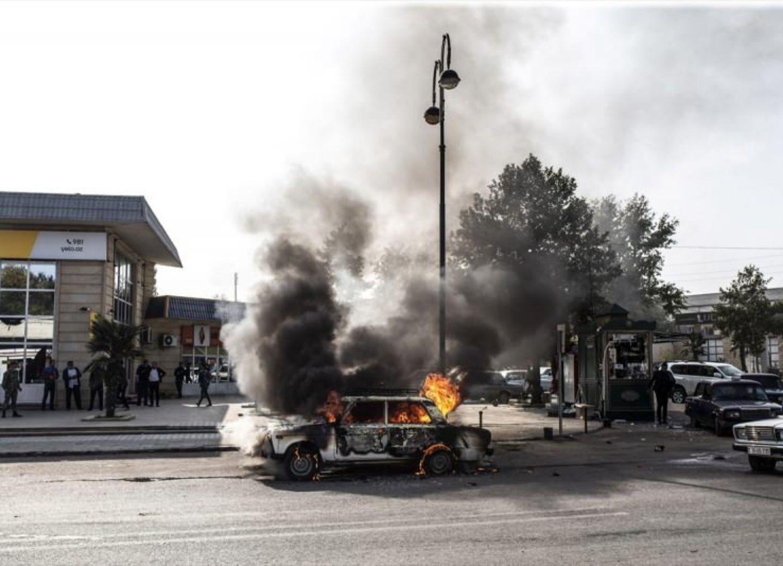 Генпрокуратура Азербайджана обнародовала статистику по мирным жителям, погибшим и раненным в результате армянской провокации