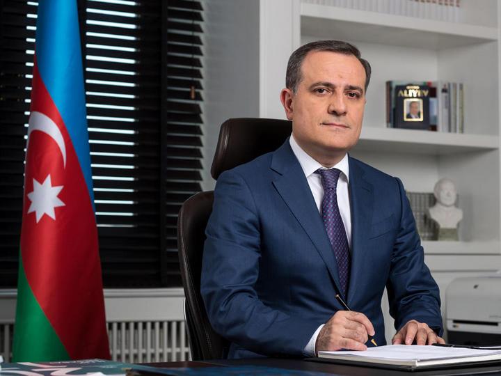 Ceyhun Bayramov Cenevrədə səfərdədir