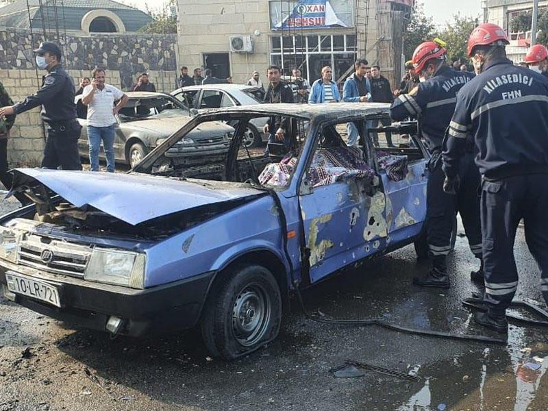 """""""Human Rights Watch"""" Bərdəyə kasetli döyüş sursatları atıldığını təsdiqlədi"""