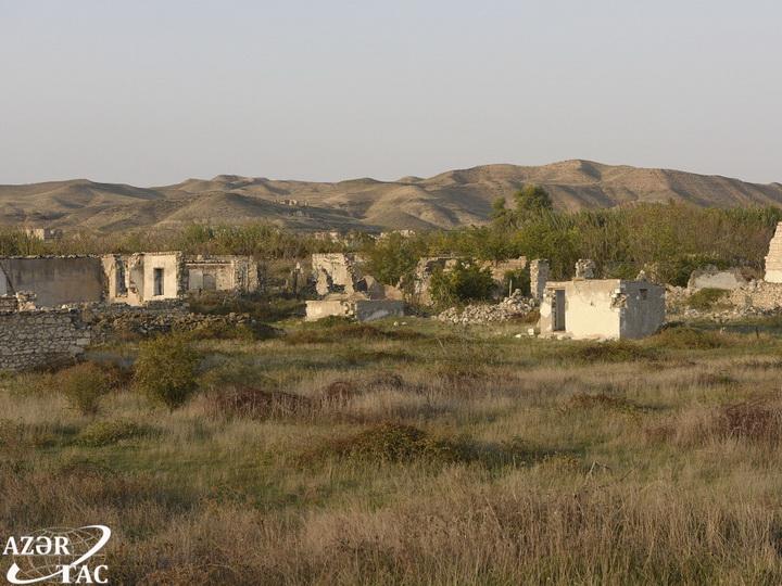Освобожденный от армянской оккупации Джебраил – НОВЫЕ ФОТО