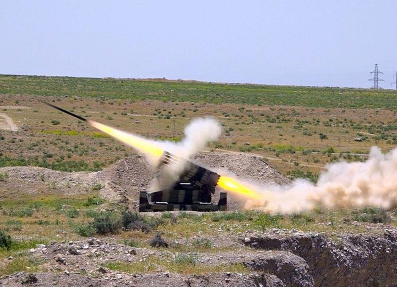 Губадлинский район подвергается артобстрелу с территории Армении