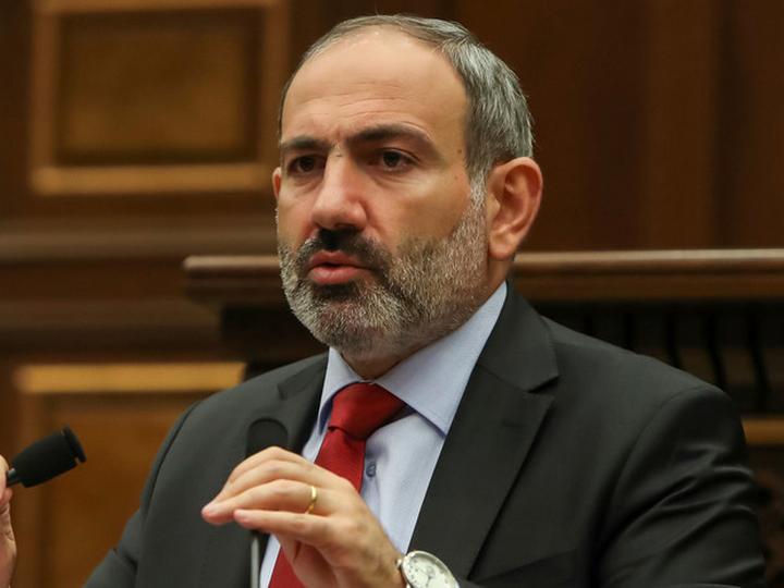 Пашинян признал контроль Азербайджана над частью Зангезура
