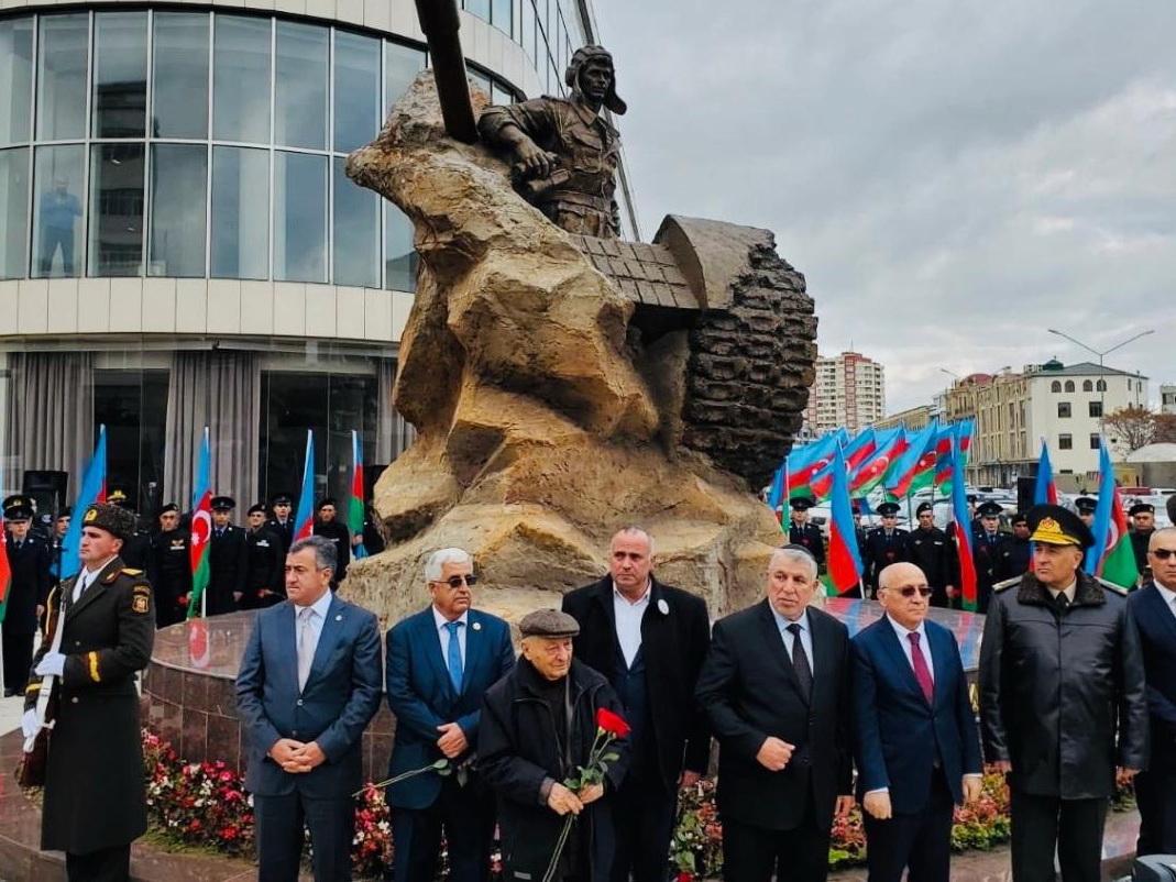 Горские евреи попросят Президента Азербайджана Ильхама Алиева назвать улицу в Шуше в честь Альберта Агарунова