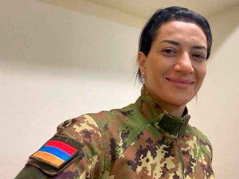 Анна Акопян без разрешения являлась на командный пункт, где шли военные совещания