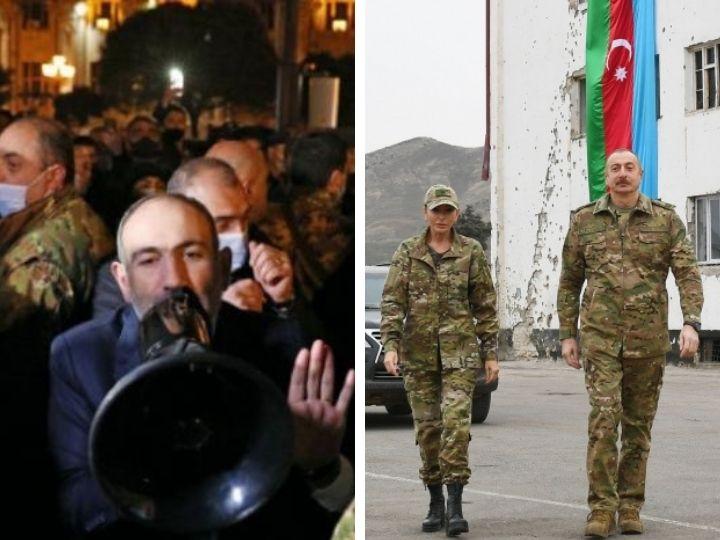 Азербайджан и Армения после войны: две противоположные реальности