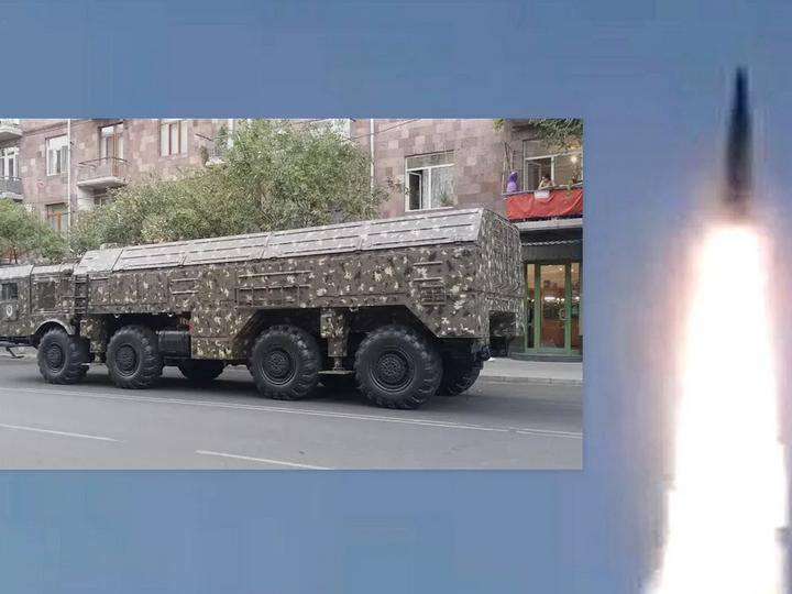 В Армении признали обстрел Азербайджана «Искандерами» – ВИДЕО