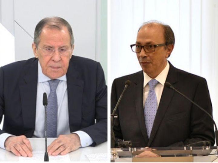 Лавров обсудил с главой МИД Армении реализацию договоренностей саммита 11 января
