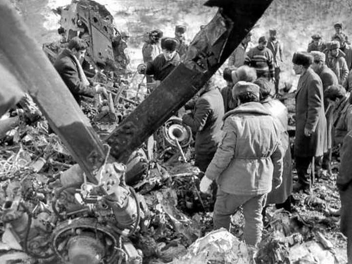 Прошло 29 лет со дня взрыва вертолета над Гаракендом