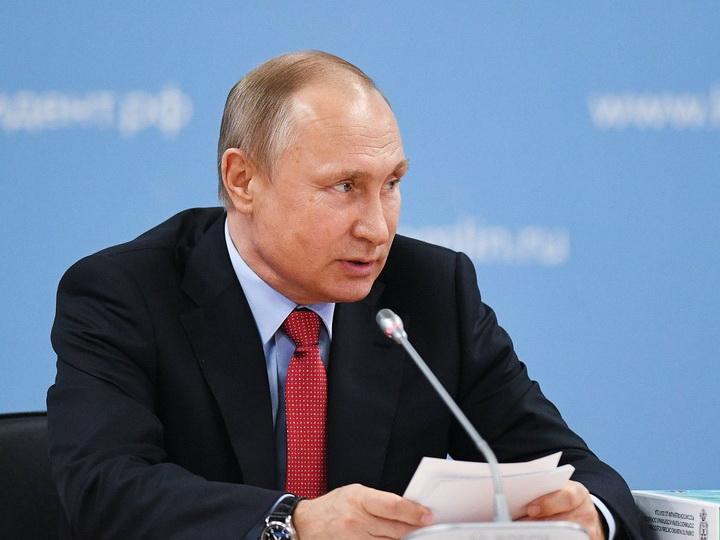 Putin Dağlıq Qarabağla bağlı müşavirə keçirib