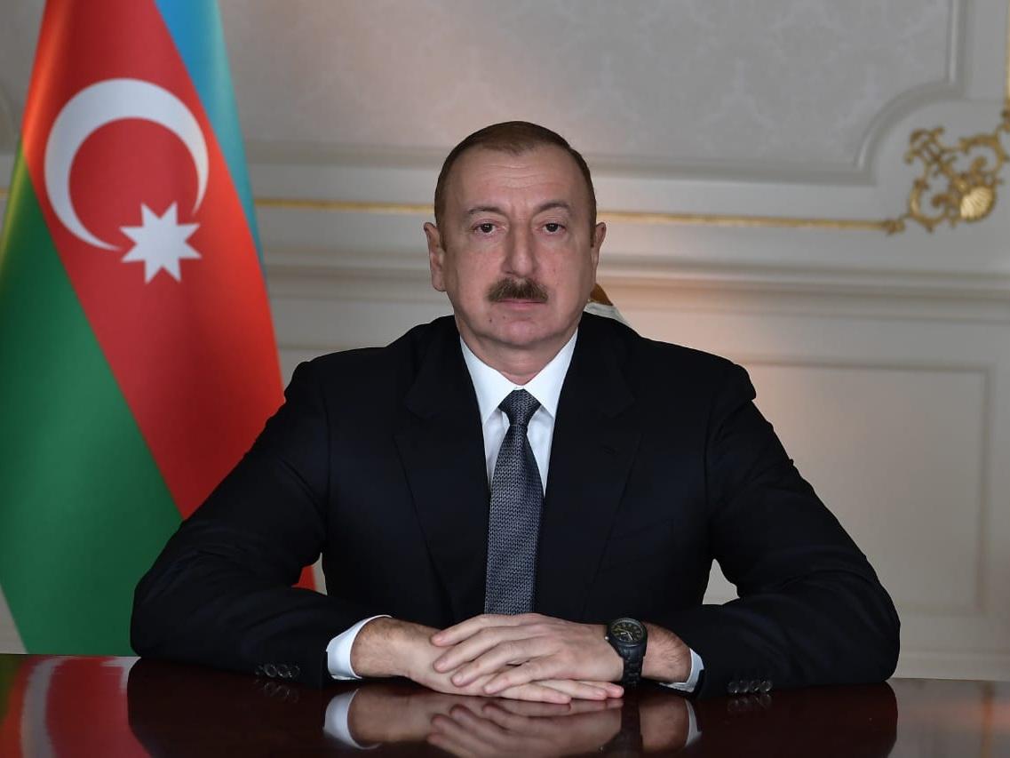 Ильхам Алиев отметил важную роль президентов России и Турции в укреплении мира и безопасности в регионе