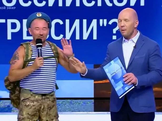 Герой в студии, трус на улице. Артем Шейнин и его проармянская пропаганда на «Первом» канале