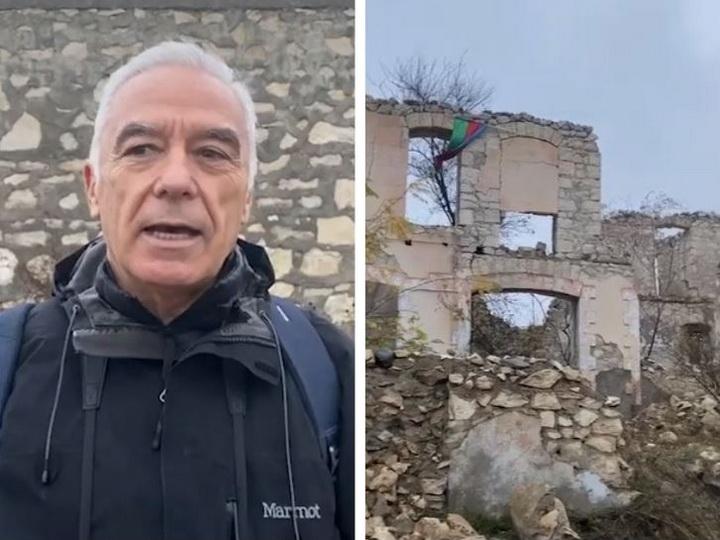 Репортаж La Repubblica из Физули: Здесь все разрушено – дома, мечети, кладбища… - ВИДЕО