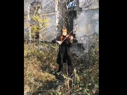 Хикмет Гаджиев: Через музыку мы посылаем миру послание из разрушенного города Физули – ВИДЕО