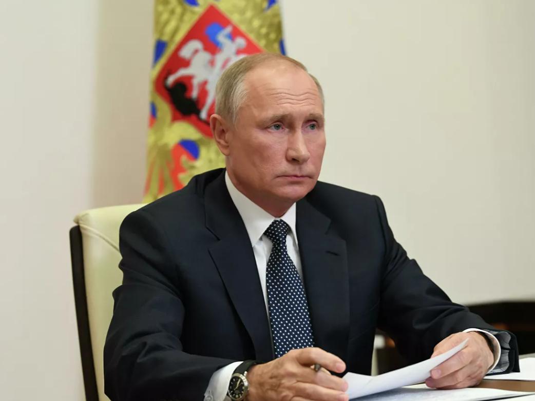 Путин: Карабах является неотъемлемой частью Азербайджана - ВИДЕО