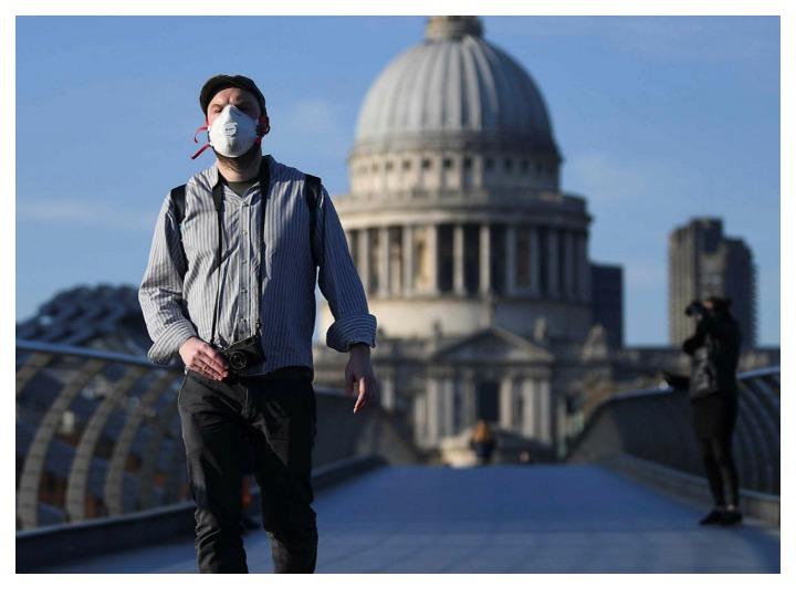 Число заразившихся коронавирусом в Великобритании превысило 1,5 млн человек