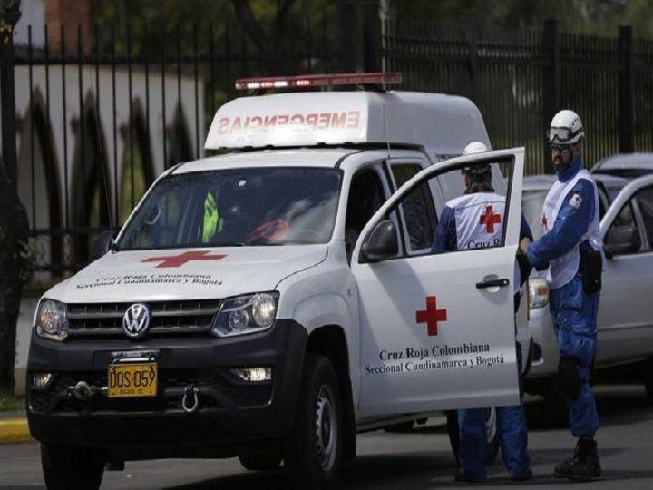 Kolumbiyada avtobus uçuruma aşdı: 4 nəfər öldü, 17 nəfər yaralandı