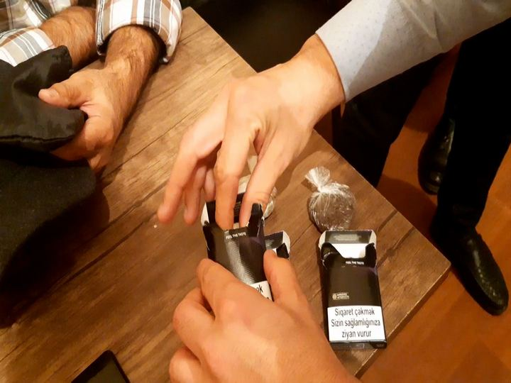 Polis əməliyyat keçirdi - 8 kiloqrama yaxın heroin ələ keçirildi - FOTO