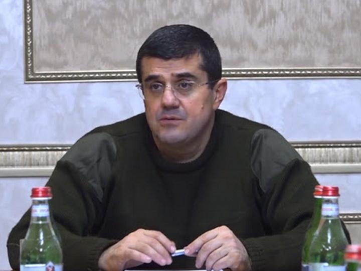 СМИ: Араик Арутюнян с тайным визитом находится в России
