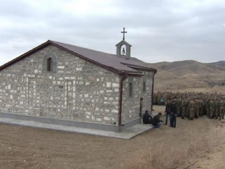 Очередная ложь: как армяне выдают новые церкви на оккупированных территориях за древние храмы – ФОТО