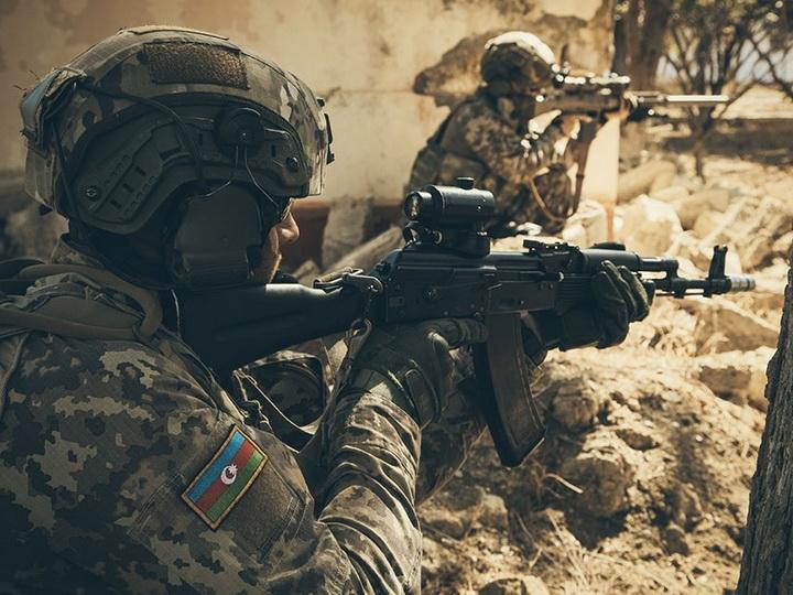 «Дорога азербайджанского спецназа» - один из элементов увековечивания памяти Отечественной войны 2020 года