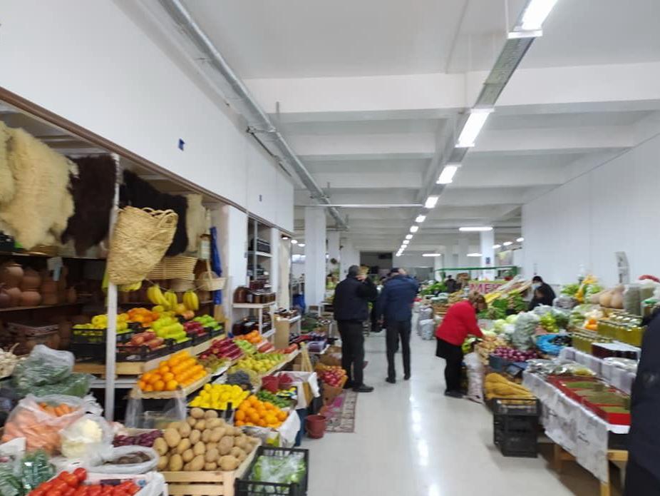 Известный бакинский рынок переносится на другую территорию - ФОТО
