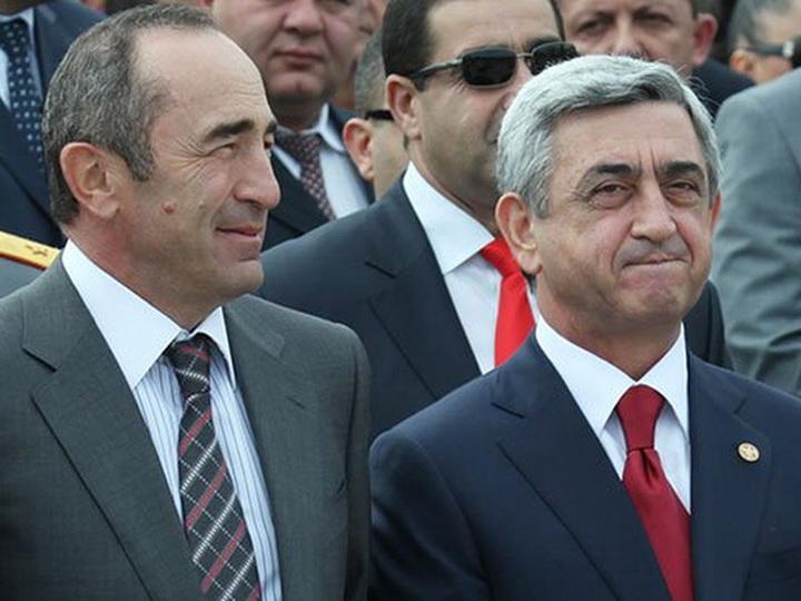 Без Карабаха преступная клика Кочарян - Саргсян превратилась в «пшик»
