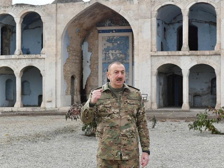 """Ali Baş Komandan: """"Ağdam əməliyyatı planlaşdırılırdı, biz Ağdamı onsuz da alacaqdıq"""""""