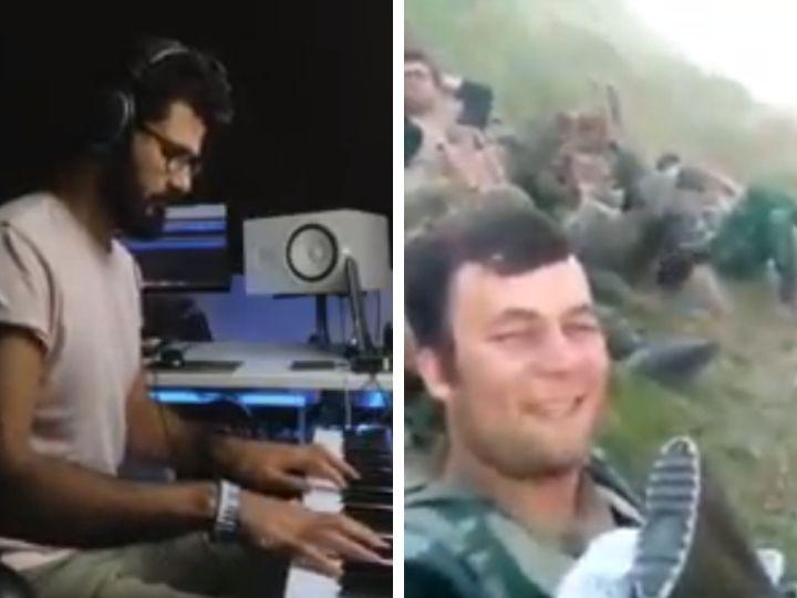 «Vətən yaxşıdır»: Посвящение шехиду, исполнившему песню незадолго до героической гибели - ВИДЕО