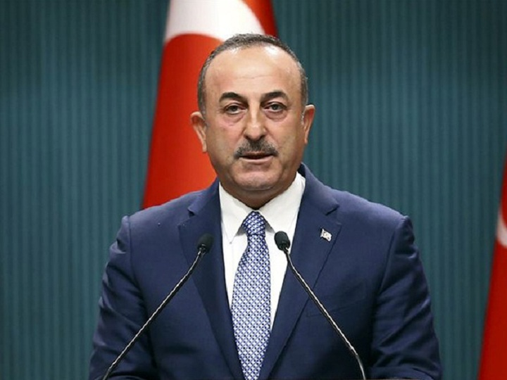 """Çavuşoğludan """"Qardaş Ermənistan"""" ifadəsini səsləndirən deputata SƏRT CAVAB"""