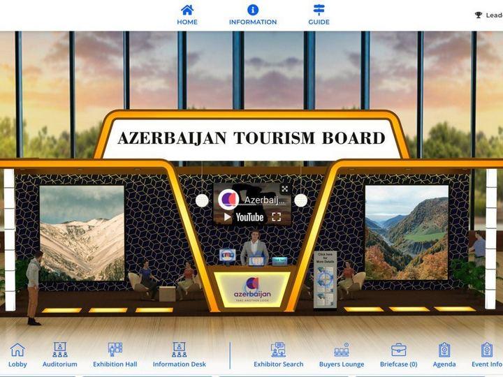 Qarabağın turizm potensialı beynəlxalq sərgidə təqdim edilib