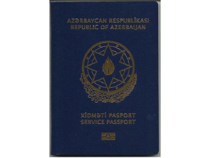 """""""Xidməti pasport almaq hüququ olan vəzifəli şəxslərin siyahısı""""nda dəyişiklik edilib"""