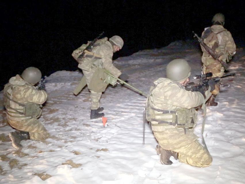 Новые видеокадры вхождения Азербайджанской армии в Кяльбаджарский район – ВИДЕО