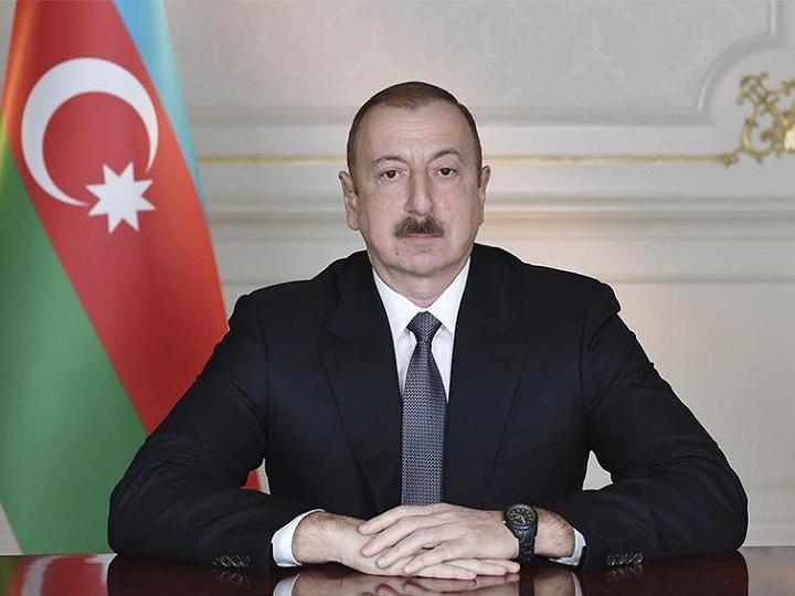 Prezident İlham Əliyev xalqa müraciət edib - TAM MƏTN