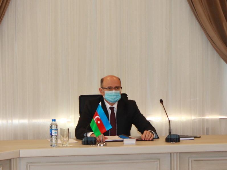 Министр энергетики Азербайджана встретился с послом Италии в нашей стране - ФОТО