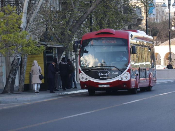В Баку автобусные полосы появятся еще на 10 улицах и проспектах