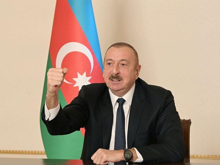"""İlham Əliyev: """"Biz Kəlbəcəri bərpa edəcəyik"""""""